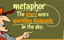 image of metaphor lesson